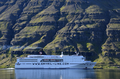 Ferry M/S Norr�na Smyril-Line