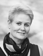 Kalla Bj�rg Karlsd�ttir General Manager of Esja Travel in Iceland