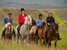 Riding Tours in the Icelandic Country Side