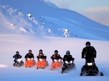 Tours on Snow and Glaciers in Iceland