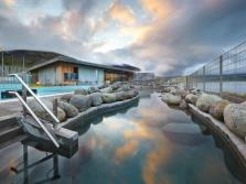 The Golden Circle and Fontana Wellness Day Tour From Reykjavík