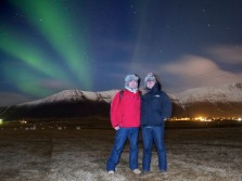 Gay Northern Lights Hunt Iceland