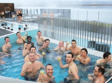 Gay Golden Circle and Fontana Spa Tour
