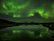 Northern Lights Tour - Nordlichter